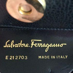 Ferragamo Bags   Vintage Handbag Wcoin Purse   Poshmark ab24153aff